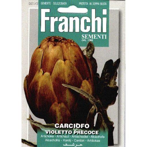 Fr Artisjok, Carciofo Violetto Precoce