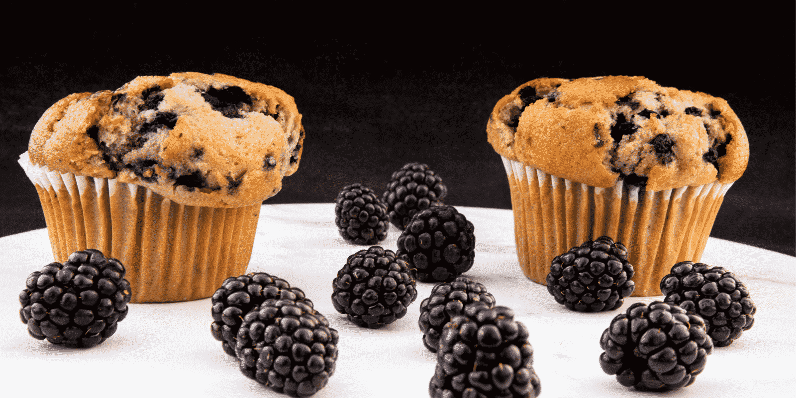 Bramen muffins