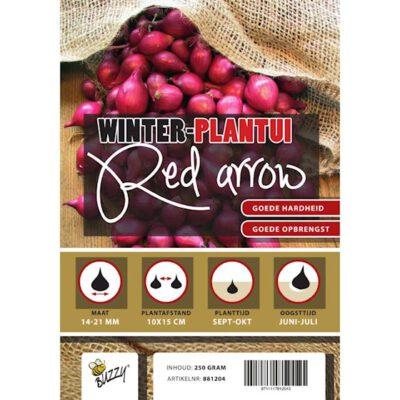 Rode winter plantui